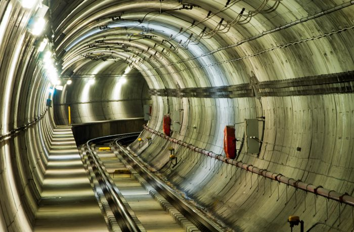 Vibration Monitoring – Tunnel