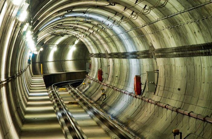 Vibration Monitoring – Tunnel